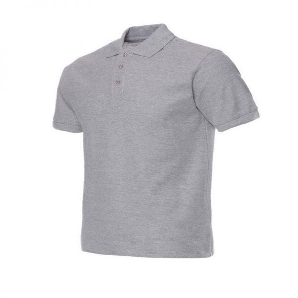 мужская рубашка поло короткий рукав