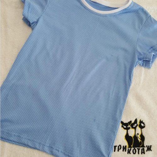 Летняя футболка стильное лето
